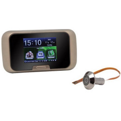 Digital peephole camera display 2.8 door SD card photo video recording