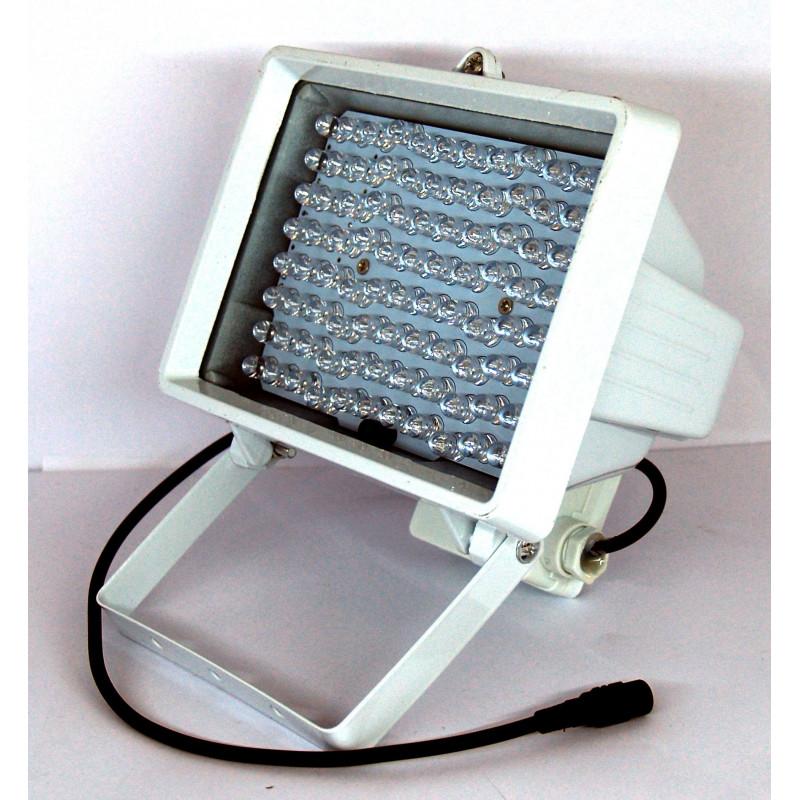 Luz nocturna LED de 96 infrarrojos de alto brillo para videovigilancia