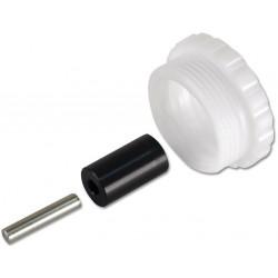 Adattatore valvole termostatizzabili Giacomini per testine termostatiche M30 x 1.5