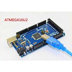 Arduino MEGA 2560 REV 3 board scheda di sviluppo microcontrollore COMPATIBILE