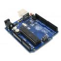 Arduino UNO REV 3 ATMega328 board scheda sviluppo microcontrollore COMPATIBILE