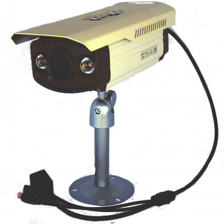 1 Megapixel day night video surveillance HD IP camera with ethernet