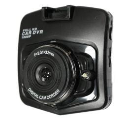 DVR CAR registratore telecamera Full HD auto Monitor microSD USB