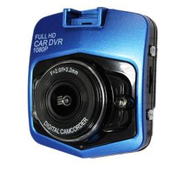 DVR CAR registratore doppia telecamera Full HD auto Monitor microSD USB