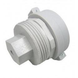 Adattatore M30 in plastica per valvole termostatizzabili con passo M32