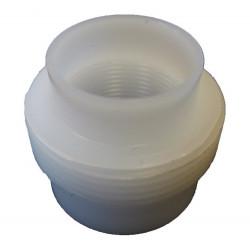 Adattatore testina M30x1.5 in plastica per valvole termostatizzabili F.A.R.