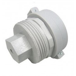 Adattatore M30 in plastica per valvole termostatizzabili Herz M28