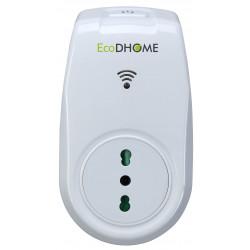 Toma WiFi italiana 16A 3600W para control de aplicaciones de teléfonos inteligentes y tabletas