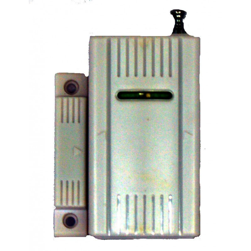 Wireless magnetic sensor 433.92 with battery for door or window for Alarm 2800-LED