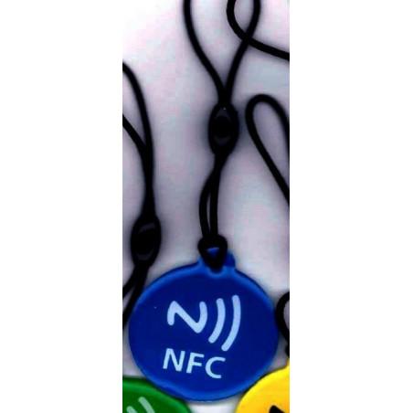 Beschreibbarer NFC-TAG für Windows Phone, Android, Blackberry-Schlüsselbundformat