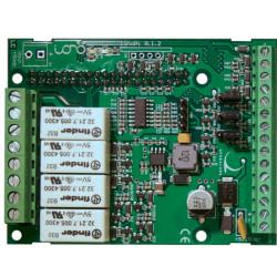 Shield IONO PI scheda espansione per Raspberry PI 4 relè 2 in analogici 7 IO RTC