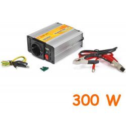 INVERTER AUTO BARCA CAMPER USCITA SINUSOIDALE MODIFICATA 300W 12V–220VAC+USB