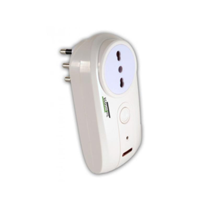 Enchufe inteligente para monitor de medidor de energía USB ECODHOME MCEE
