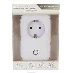 Presa WiFi 10A 2200W controllo remoto carichi elettrici porta USB timer con APP