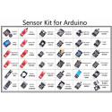 BOX 37 SENSORI ASSORTITI PER ARDUINO/RASPBERRY/ROBOTICA