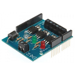 KIT Shield RGB PWM Arduino controllo LED MAX 50V 6A ideale per strisce, faretti, luci