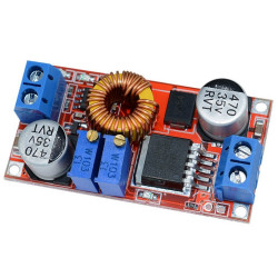 Adjustable DC DC Converter Max IN 0.8-30V OUT 5-32V 0-5A XL4015 Charger LITHIUM