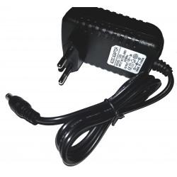 Alimentatore spina switching stabilizzato 100-240V AC 12V 3A 36W connettore DC