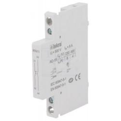 Contatti ausiliari per relè serie IK IKA IKA-R IKD IKD-R contatto DPST NO + NA 6A