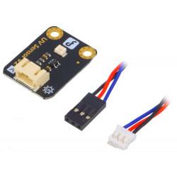 Sensore indice UV 200-370 nm GUVA-S12SD 5V DC con uscita 0-5V per Arduino