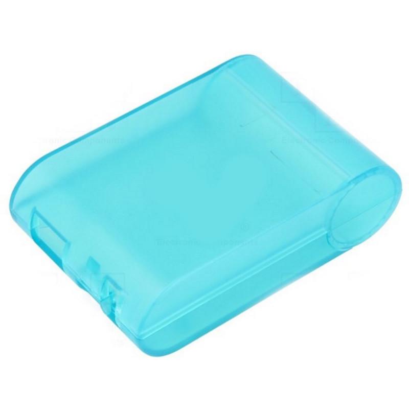 Box case contenitore plastica per Arduino YUN colore turchino