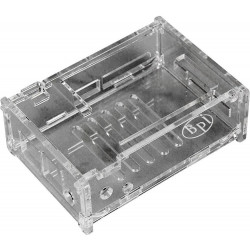 Contenitore case plastica trasparente componibile per Banana Pi M3