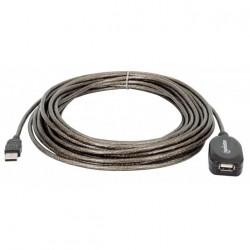 Cavo Prolunga Estensore Attivo USB 2.0 HiSpeed da 10 metri auto alimentata