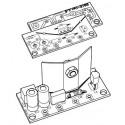 KIT Generatore rumore tromba nebbia nave 5 Watt 4,5 – 12 V DC