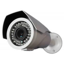 Caméra jour / nuit AHD 2 mégapixels 1080p varifocale 2,8-12mm 42 LED OPTI 6 V