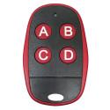 Telecomando RC Copy Red universale copia telecomandi codice fisso 433MHz