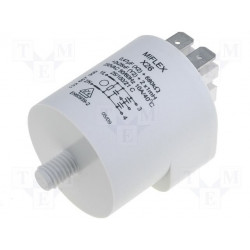 EMI anti-interference mains filter for household appliances 250V 10A