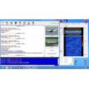 KIT Chiavetta USB SDR RTL2832U + R820T 24-1850MHz RF DVB-T AM FM DAB + software