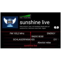 KIT USB key SDR RTL2832U + R820T 24-1850MHz RF DVB-T AM FM DAB + software