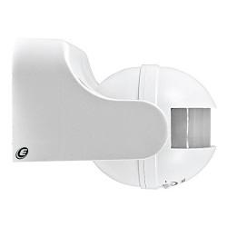 Sensore presenza crepuscolare timer accendi luce automatico bianco 230V