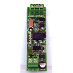 Dispositivo de entrada analógica de bus MB - Convertidor analógico a digital ADC 0-5V para sensores analógicos