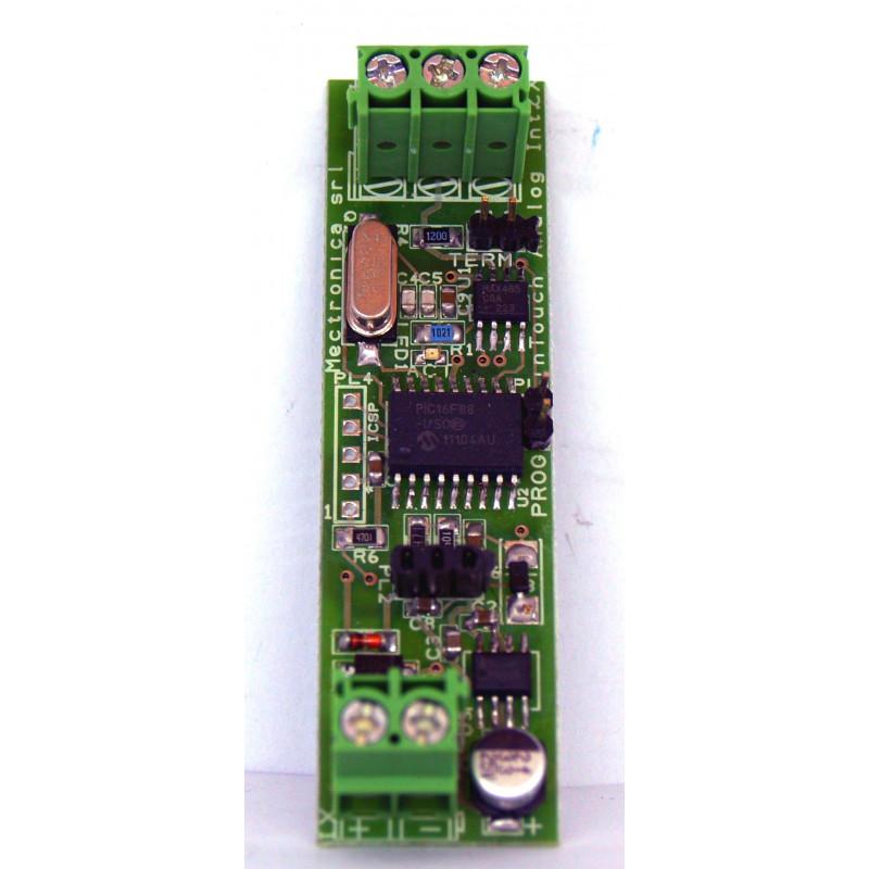 Bus MB Analog IN Device - Convertisseur analogique-numérique ADC 0-5V pour capteurs analogiques