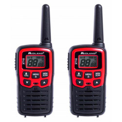 Coppia radio ricetrasmettitori MIDLAND C1176 XT10 16 canali PMR446