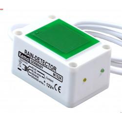 12V DC capacitive rain sensor with max 25V 2.5A contact relay output