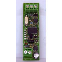 Sensor de temperatura del bus MB - sensor de temperatura digital -55 ° C + 125 ° C en RS485