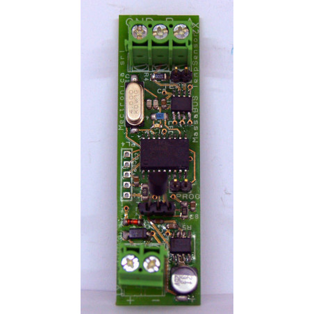 MB bus Temp Sensor - digital temperature sensor -55 ° C + 125 ° C on RS485