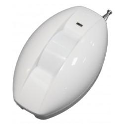 Capteur PIR de rideau de fenêtre de porte de batterie sans fil 433,92 MHz pour alarme 2800-LED