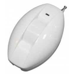 Drahtloser 433,92-MHz-Batterietür-Fenstervorhang-PIR-Sensor für Alarm 2800-LED