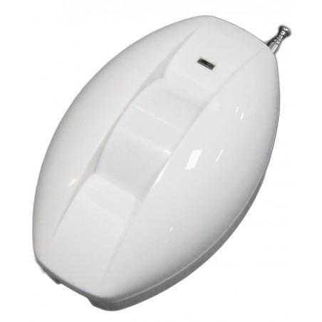 Wireless 433.92MHz Battery Door Window Curtain PIR Sensor for Alarm 2800-LED