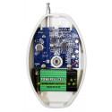 Sensore PIR tenda porta finestra wireless 433.92MHz batteria per Allarme 2800-LED