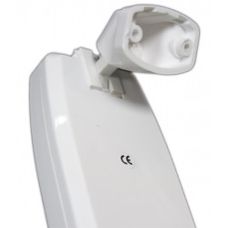 Sensore volumetrico PIR+MW wireless doppia tecnologia Defender PET immune