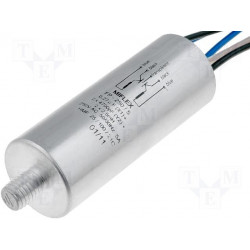 EMI anti-interference mains filter for household appliances shielded with 250V 5A cables
