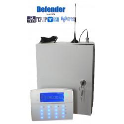 Anti-theft alarm Defender ST-7 wireless 868 wire GSM LAN WEB APP central display keyboard