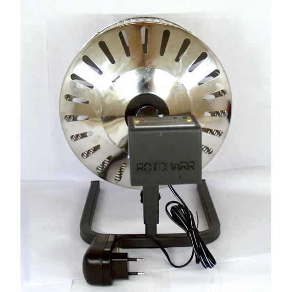 Cuoci castagne marroni ROTOMARR per fornello a GAS con cestello in acciaio inox