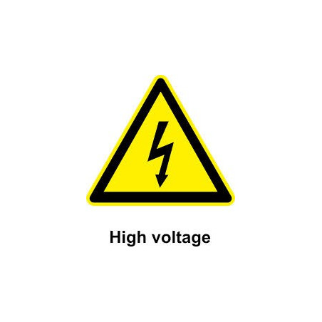 High-power 15000V battery-powered discharge generator KIT