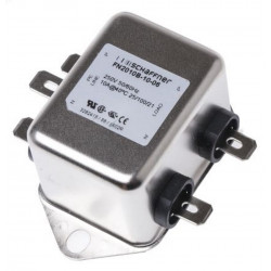 EMI anti-interference mains filter for electronic electrical devices 250V 10A
